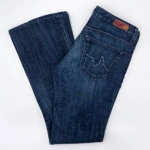 AG The Club Bootcut Jeans